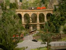 "Viadukt ""Kalte Rinne"""