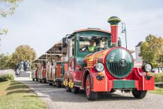 Tulli-Express in Tulln