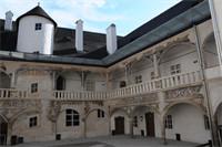 Arkadenhof Schloss Pöggstall