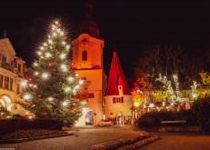 Krems in weihnachtlicher Stimmung
