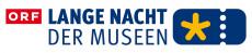 Logo ORF Lange Nacht der Museen
