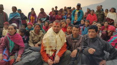Manfred in Nepal