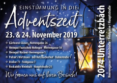 Einstimmung in die Adventszeit