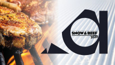 Snow and Beef