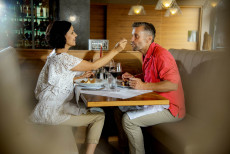 "Linsberg Asia -  Valentinstags Dinner im Hauben Restaurant ""das Linsberg"""
