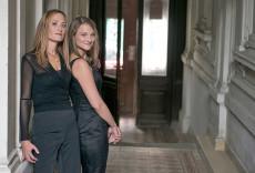 Stephanie Timoschek und Christine David