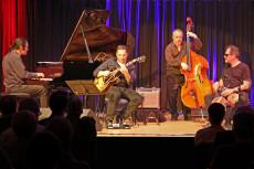 Joschi Schneeberger Quartett im HOB i RAUM