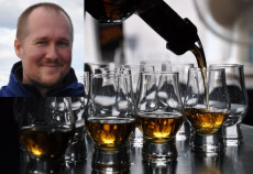 Whisky mit Pacher