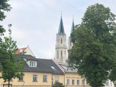 Klosterneuburg Rathausplatz