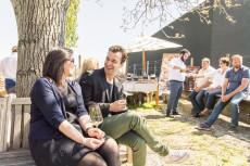 Entspanntes Verkosten und Weinkaufen am Pfingstwochenende