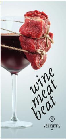 wine meat beat