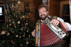 Stimmungsvolle Musik beim Harmonikawirt