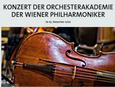 Konzert der Orchesterakademie der Wiener Philharmoniker
