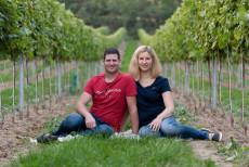Christoph und Heidi Schrejma