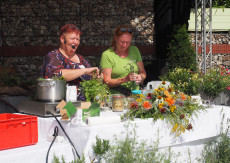 Kräuterfest in den Kittenberger Erlebnisgärten