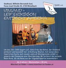 Vinland- Leif Eriksson entdeckt Amerika