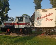 Betriebsbahn Brauerei Schwechat 19.Jhd.