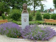 Benedict Randhartinger Denkmal Ruprechtshofen