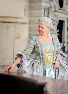 Maria Theresia - höchstselbst