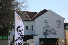 Das Egon Schiele Museum an der Donaulände in Tulln