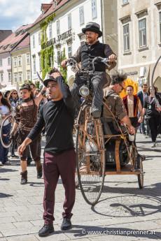 Straßenkunstfestival Wiener Neustadt