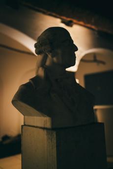 Haydn Geburtshaus Joseph Haydn Büste