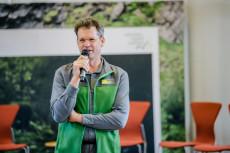 Nationalparkdirektor Christian Übl