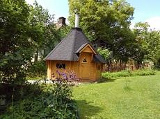 Schaugarten Finnhaus & Blütenwald