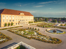 Barockgarten von Schloss Hof