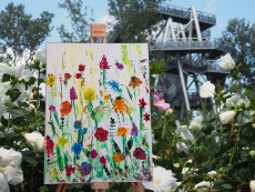 Flower Power im Garten