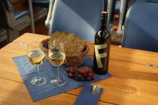 Weingenussreise im Panoramawagen