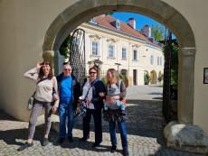 Das Team von KlosterneuburgGuides - von ganz jung bis fast noch ganz jung