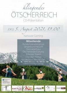 Präsentation CD Klingendes Ötscher:reich