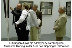 Ausstellung in Göppingen