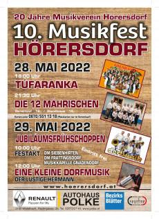 Musikverein Ortsmusik Hörersdorf