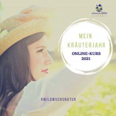 Online-Kräuterkurs - Mein Kräuterjahr