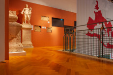 Ausstellung: Der Adler Roms