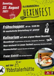 Kulinarisches Hexenfest