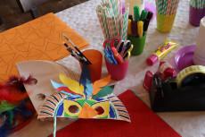 Kreativ-Nachmittag im Haubiversum