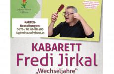 Kabarett mit Fredi Jirkal
