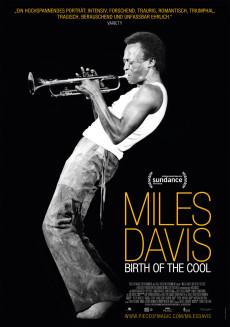 Miles Davis - Birth of the Cool - am Mi 3.11.2021 um 20 Uhr im sparkasse.event.raum (Sparkassenpl.1)