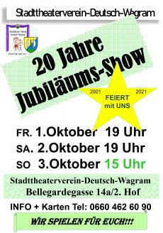 20 Jahre Jubiläums-Show