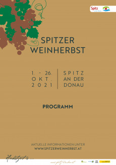 Spitzer Weinherbst 2021 - Spitzer Winzer in den Spitzer Weinterrassen