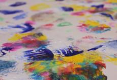 glasplattendruck