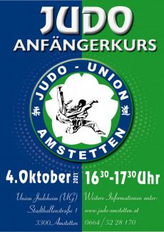 Anfängerkurs Judoclub Union Amstetten