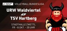 Volleyball Bundesliga: URW vs. Hartberg