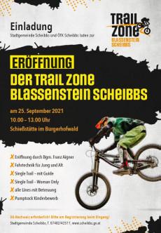 Eröffnung Trail. Zone Blassenstein Scheibbs