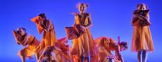 Eleven des Ballettkonservatoriums St. Pölten