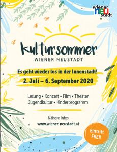 Kultursommer Wiener Neustadt