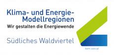 Logo Klima- und Energiemodellregion Südliches Waldviertel